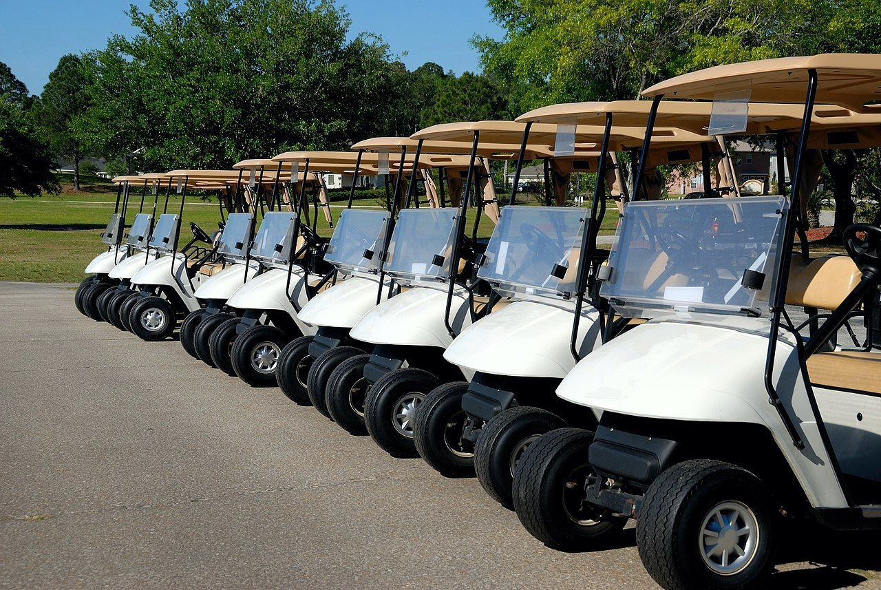 Golf Cart-Friendly Communities in Bluffton & Hilton Head